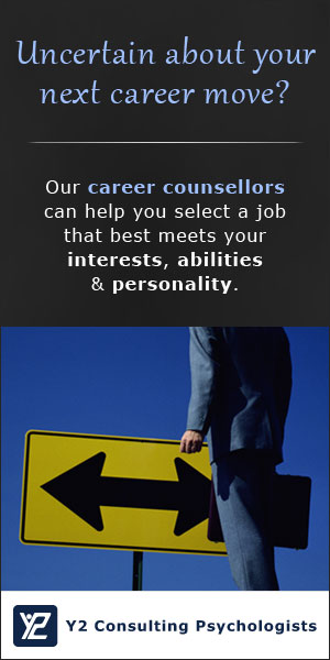 Uncertain about your next career move? Our career counsellors can help you select a job that best meets your interests, abilities & personality.